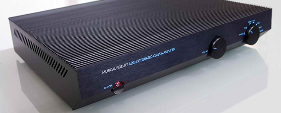 MUSICAL FIDELITY A200 BlogHead