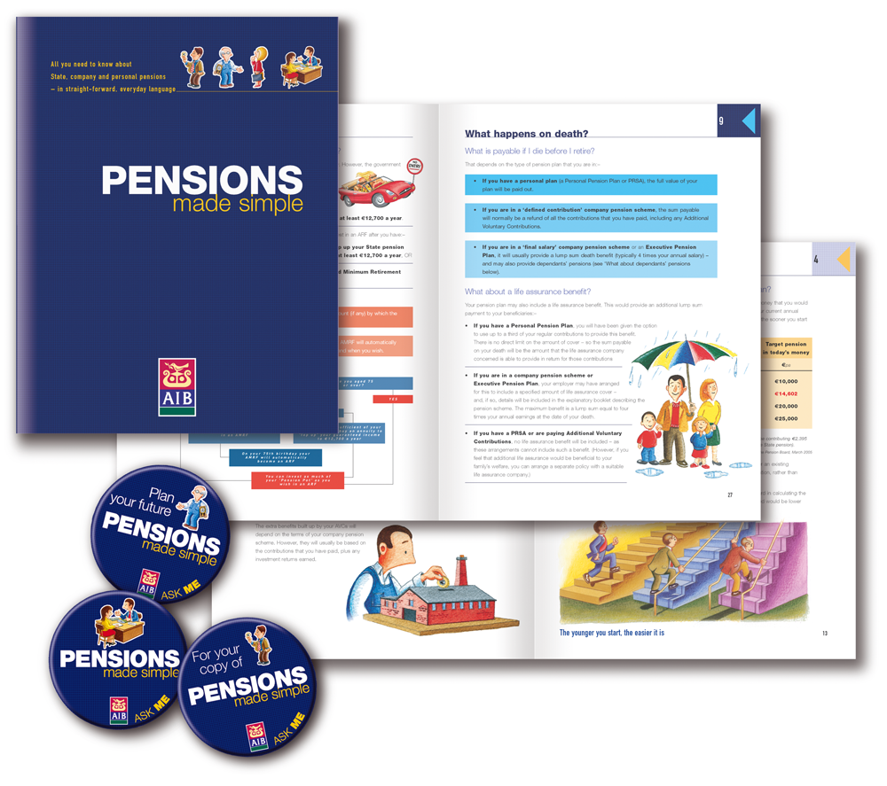 Pensions Made Simple web